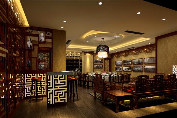 酒店中式餐廳